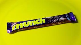 Πακέτο της Nestle Munch στοκ φωτογραφία