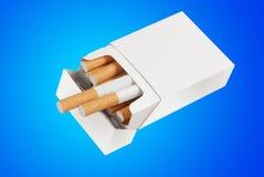 πακέτο τσιγάρων Στοκ εικόνες με δικαίωμα ελεύθερης χρήσης