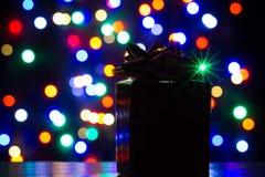 Πακέτο δώρων στοκ φωτογραφία με δικαίωμα ελεύθερης χρήσης