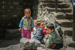 Πακιστανικά παιδιά στοκ φωτογραφία με δικαίωμα ελεύθερης χρήσης