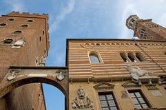 παλάτι αρχιτεκτονικής Στοκ Εικόνα