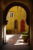 παλάτι αψίδων Στοκ Εικόνα