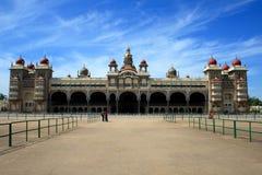 παλάτι βασιλικό ΧΧ του Mysore Στοκ εικόνες με δικαίωμα ελεύθερης χρήσης