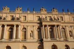 παλάτι Βερσαλλίες προσόψεων Στοκ Φωτογραφίες