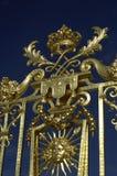 παλάτι Βερσαλλίες πυλών Στοκ φωτογραφία με δικαίωμα ελεύθερης χρήσης