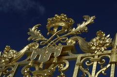 παλάτι Βερσαλλίες πυλών Στοκ εικόνα με δικαίωμα ελεύθερης χρήσης
