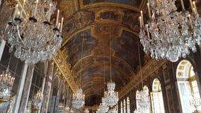 παλάτι Βερσαλλίες Στοκ Φωτογραφίες