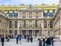 παλάτι Βερσαλλίες Στοκ εικόνες με δικαίωμα ελεύθερης χρήσης