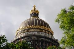 παλάτι δικαιοσύνης των Βρυξελλών Στοκ Φωτογραφίες