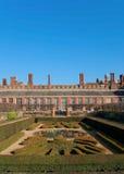 παλάτι δικαστηρίων hampton Στοκ Φωτογραφία