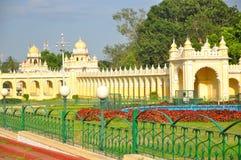 Παλάτι Ινδία του Mysore Στοκ εικόνα με δικαίωμα ελεύθερης χρήσης