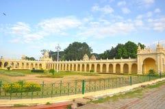 Παλάτι Ινδία του Mysore Στοκ εικόνες με δικαίωμα ελεύθερης χρήσης