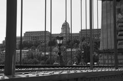 παλάτι κάστρων buda Στοκ φωτογραφία με δικαίωμα ελεύθερης χρήσης