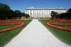 παλάτι κήπων Στοκ Εικόνες