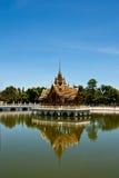παλάτι κτυπήματος PA βασιλ& Στοκ Εικόνα
