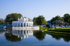 παλάτι κτυπήματος PA βασιλ& Στοκ φωτογραφίες με δικαίωμα ελεύθερης χρήσης