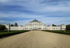 Παλάτι κυνηγιού Stupinigi Στοκ Εικόνες