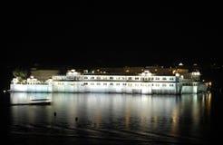 παλάτι λιμνών της Ινδίας ξεν Στοκ Εικόνες