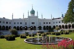 παλάτι μουσουλμανικών τ&eps Στοκ Εικόνες