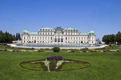 Παλάτι πανοραμικών πυργίσκων Στοκ φωτογραφία με δικαίωμα ελεύθερης χρήσης