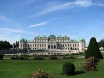 Παλάτι πανοραμικών πυργίσκων Στοκ Φωτογραφία