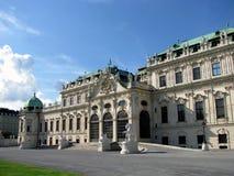 Παλάτι πανοραμικών πυργίσκων Στοκ Εικόνα