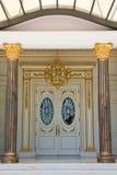 παλάτι πορτών Στοκ φωτογραφίες με δικαίωμα ελεύθερης χρήσης