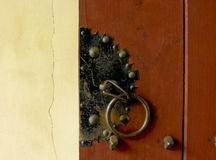 παλάτι πορτών Στοκ εικόνες με δικαίωμα ελεύθερης χρήσης