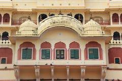 Παλάτι πόλεων στο Jaipur. Στοκ εικόνες με δικαίωμα ελεύθερης χρήσης