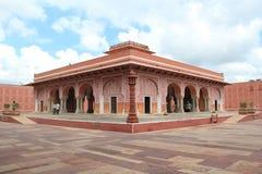 Παλάτι πόλεων, Jaipur. Στοκ Εικόνα