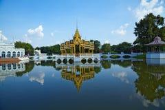 Παλάτι πόνου κτυπήματος, Ayutthaya, Ταϊλάνδη στοκ φωτογραφίες
