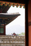 παλάτι Σεούλ αυτοκρατόρ&om στοκ φωτογραφίες