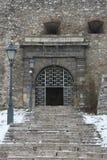 παλάτι της Βουδαπέστης β&alp στοκ εικόνες