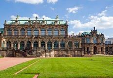παλάτι της Δρέσδης zwinger Στοκ Φωτογραφίες