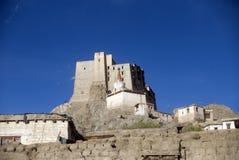 παλάτι της Ινδίας ladakh leh Στοκ Εικόνες