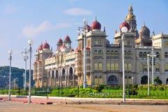 παλάτι της Ινδίας Mysore στοκ εικόνα με δικαίωμα ελεύθερης χρήσης