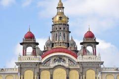 παλάτι της Ινδίας Mysore στοκ φωτογραφία