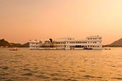 παλάτι της Ινδίας udaipur Στοκ Εικόνες