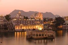 παλάτι της Ινδίας udaipur Στοκ εικόνες με δικαίωμα ελεύθερης χρήσης