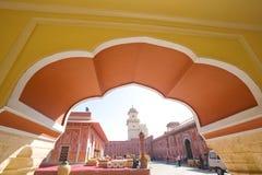 παλάτι της Ινδίας πόλεων Στοκ φωτογραφίες με δικαίωμα ελεύθερης χρήσης