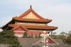 παλάτι της Κίνας Στοκ Εικόνα