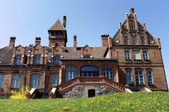 παλάτι της Λετονίας jaunmoku Στοκ εικόνες με δικαίωμα ελεύθερης χρήσης