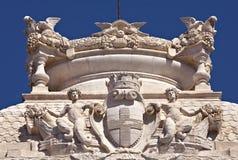 παλάτι της Μασσαλίας εμβ&la Στοκ Εικόνες