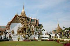 παλάτι της Μπανγκόκ βασιλ&io Στοκ Φωτογραφίες