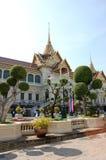 παλάτι της Μπανγκόκ βασιλ&io Στοκ Εικόνες