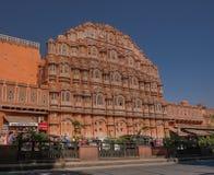 Παλάτι της πρόσοψης ανέμων στοκ φωτογραφίες με δικαίωμα ελεύθερης χρήσης