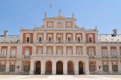 παλάτι του Αρανχουέζ βασ Στοκ φωτογραφία με δικαίωμα ελεύθερης χρήσης