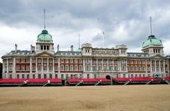 Παλάτι του Μπάκιγχαμ στο Λονδίνο Στοκ Φωτογραφία