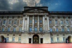 Παλάτι του Μπάκιγχαμ Στοκ Εικόνα