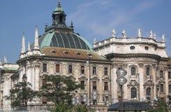 παλάτι του Μόναχου Στοκ φωτογραφία με δικαίωμα ελεύθερης χρήσης